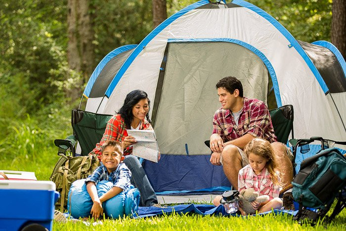 choosing the right family camping tents is important