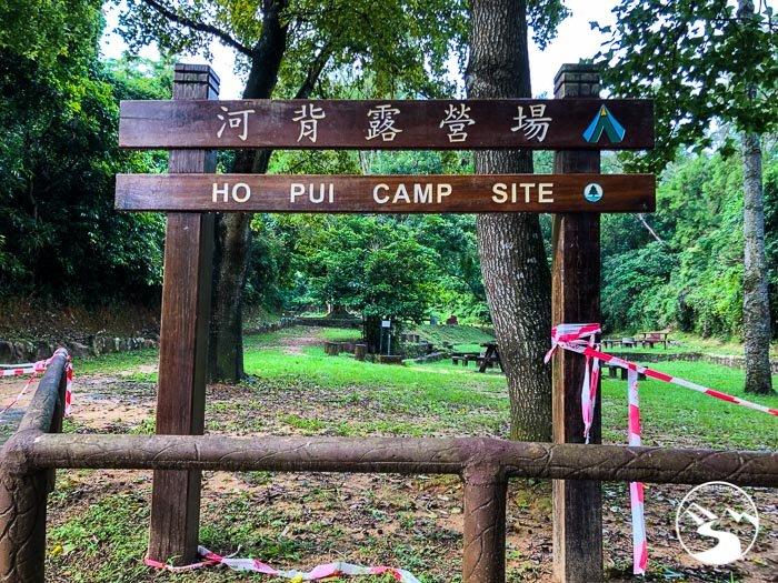Ho Pui Campsite