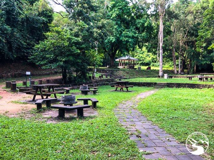 Ho Pui Campground is near Ho Pui Reservoir Family Walk