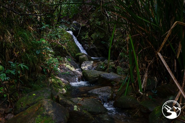 waterfall on Hong Pak Country Trail