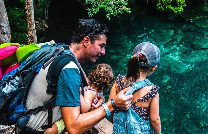 outdoor family adventures near punta cana are abundant