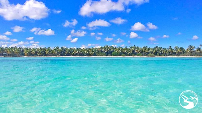Isla Saona is perfect for an outdoor family adventure