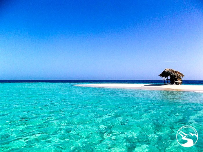 cayo arena is beautiful for snorkeling