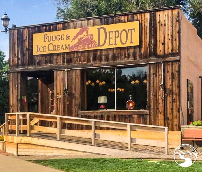Medora Fudge and Ice Cream Depot