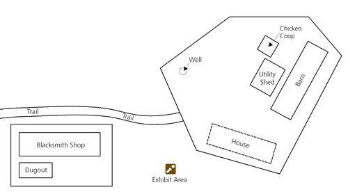 Roosevelt Residence Map