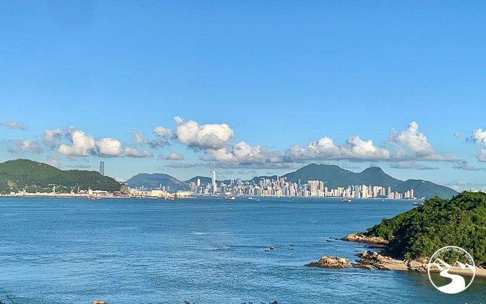 the Tai Pai Tsui Pier Beach