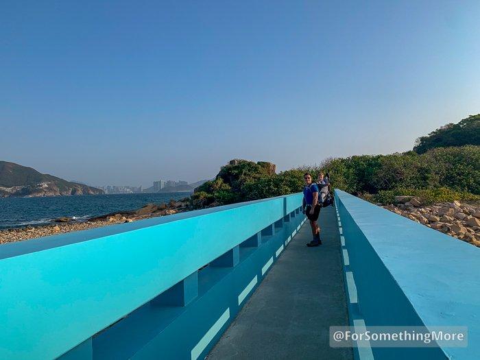 Shek O Lovers Bridge