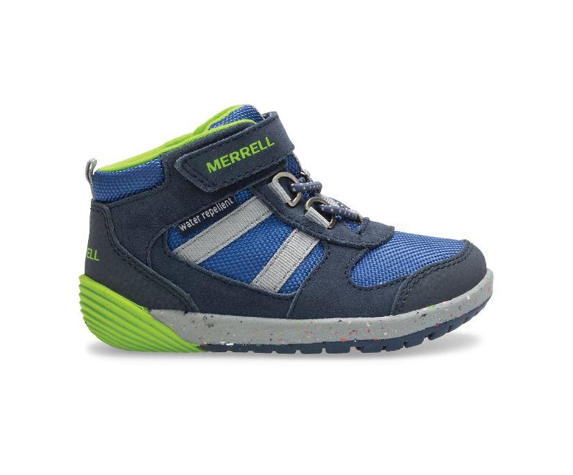 Merrell Bare Steps Ridge Jr blue green