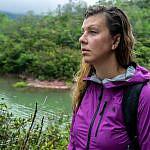 Women's Hooded Rain Jacket